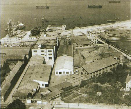 La antigua fabrica