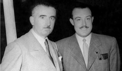 González de Haz y Pepe Vázquez