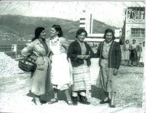 Trabajadoras en Copiba