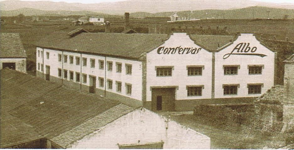 Albo. Fábrica en Tapia de Casariego