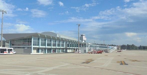 aerop. El aeropuerto hoy