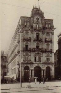 GROMAN. Edificio de Simeón García