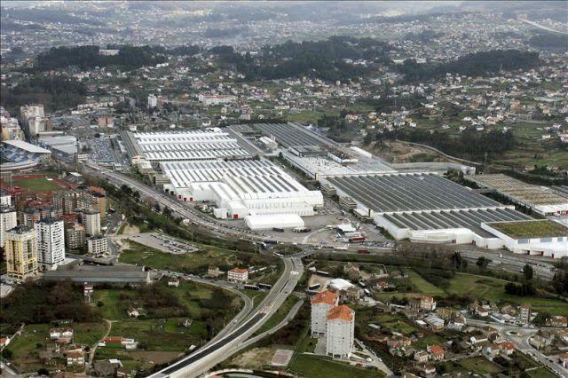 Vista aérea de ZFV Balaídos