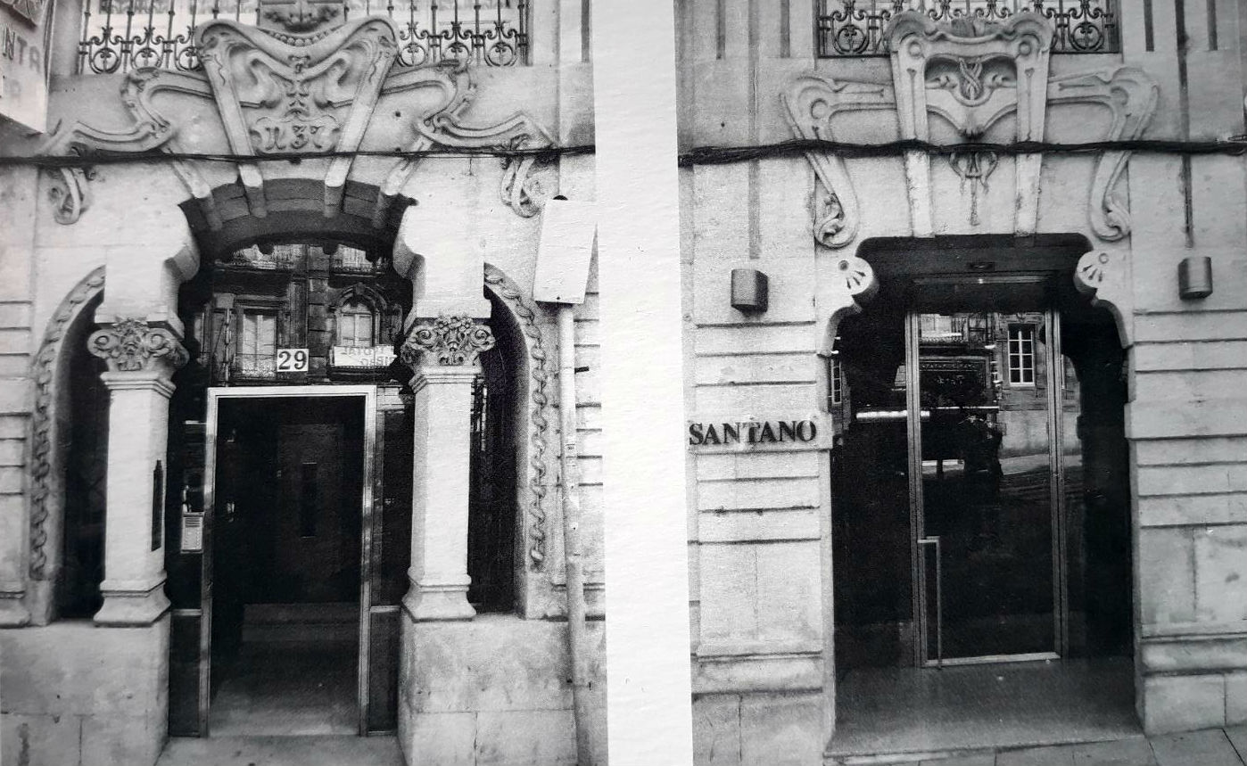 Casa Álvaro López Mora Accesos Viviendas y Comercios
